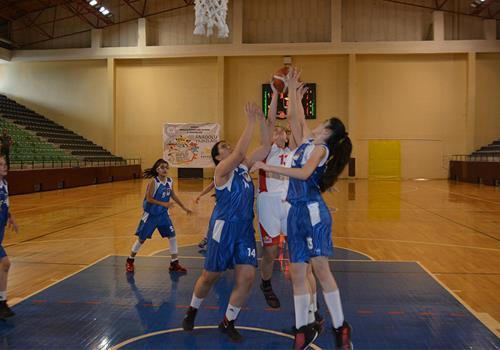 Basketbolun yıldızları Denizli'den geçti