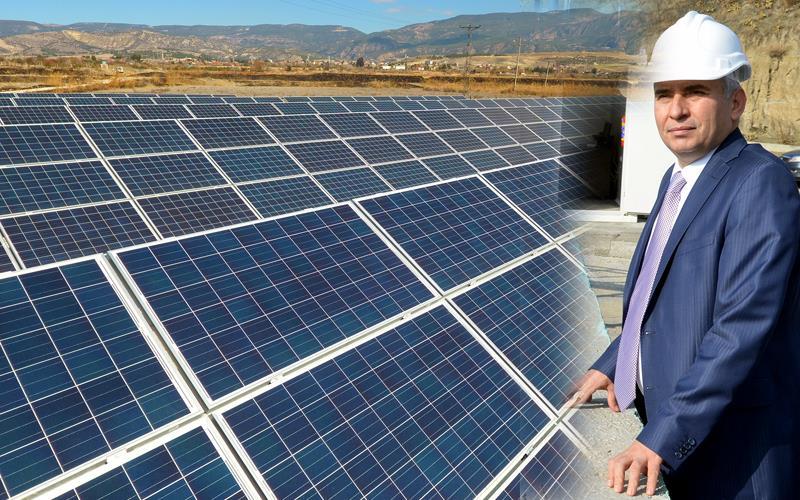 Büyükşehir'den enerji yatırımları