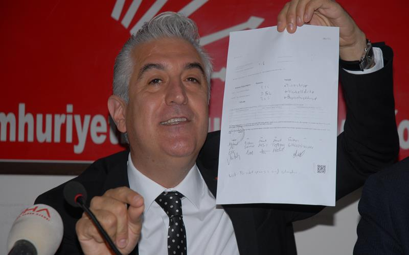 Mühürsüz oylar Denizli'de geçersiz Türkiye'de geçerli