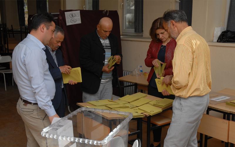 Denizli'den yüzde 56 hayır, yüzde 44 evet çıktı