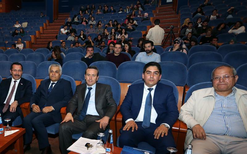PAÜ'de Mehmet Akif ve İstiklal Marşı paneli