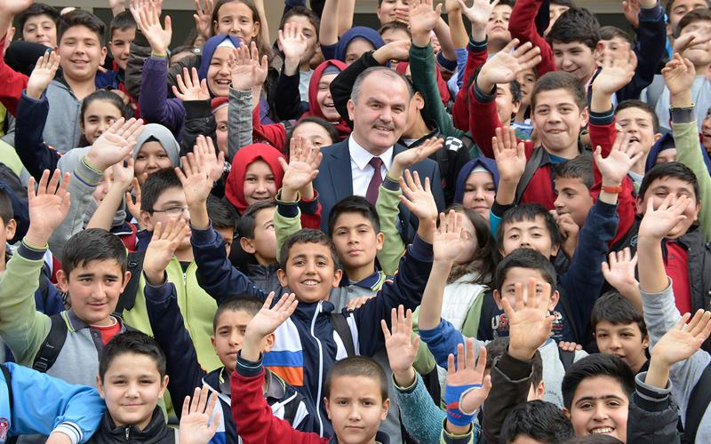 Pamukkale Belediyesi'nden Çocuk Şenliği