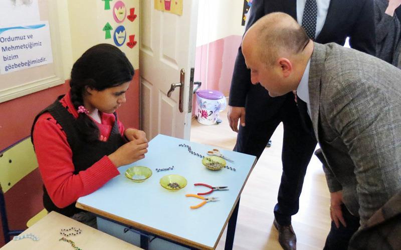 Tavas'ta engellilere umut olacak proje