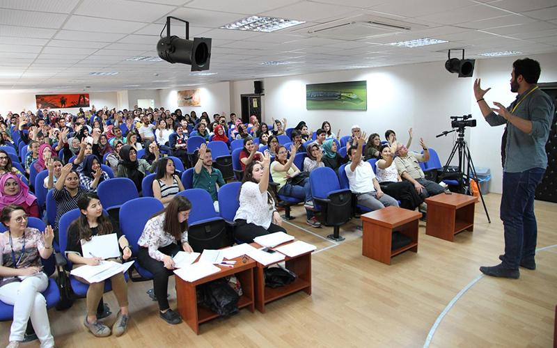 PAÜ'de sosyal medya okuryazarlığı eğitimi verildi