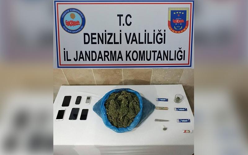 Bozkurt'ta uyuşturucu operasyonu