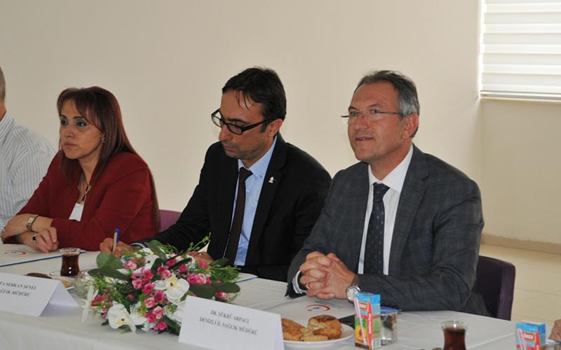 ASKOM toplantısı Denizli'de yapıldı