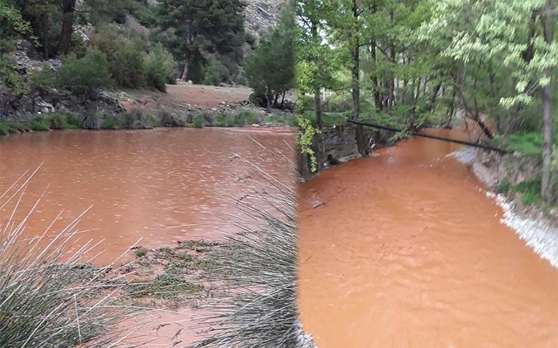 Beyağaçlı üreticileri sel vurdu