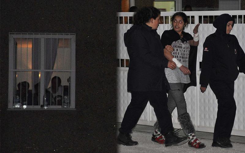 Bozkurt Kadın Açık Cezaevi'nde olay çıktı