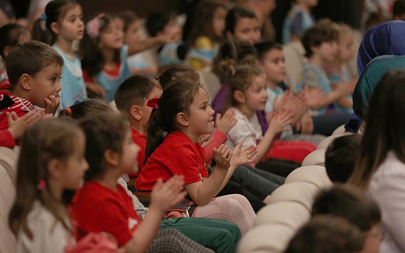 PAÜ'de 6. Geleneksel çocuk gelişimi şenliği ve sergisi