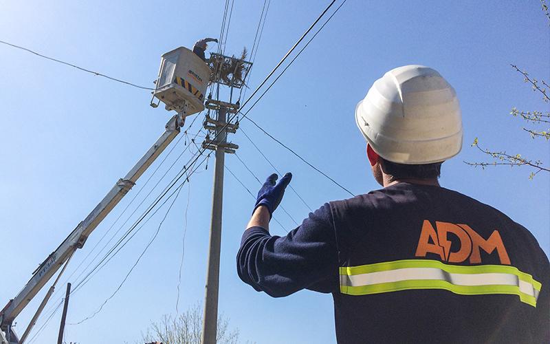 ADM Elektrik'ten leyleklere yeni yuvalar
