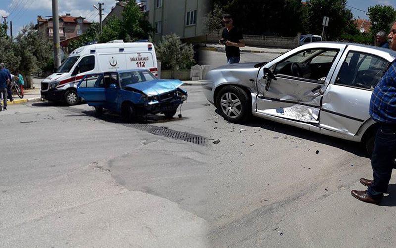Akkonak'ta kaza: 3 yaralı