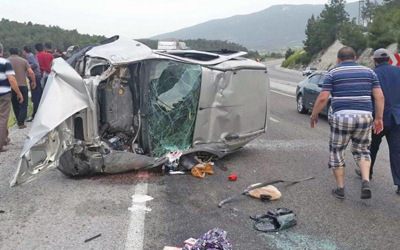 Buldan'daki kazadan acı haber