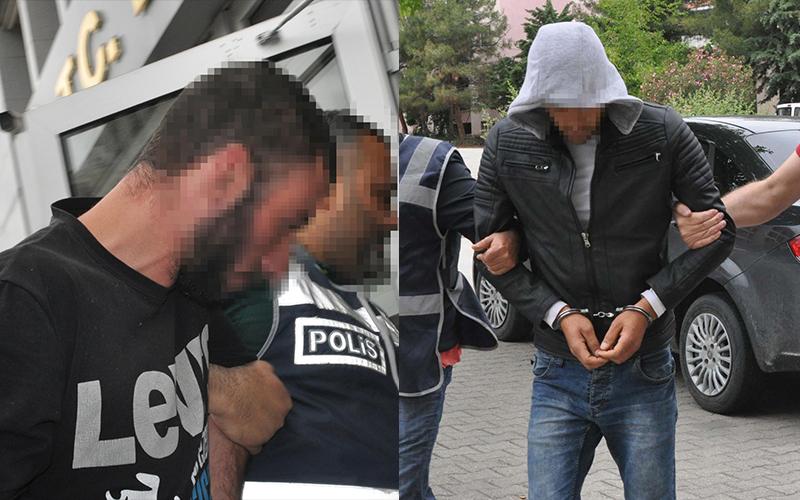 2 genç kızı kaçırmak isteyen 2 zanlı tutuklandı