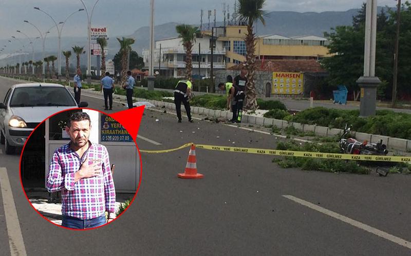 Pamukkale yolunda kaza: 1 ölü