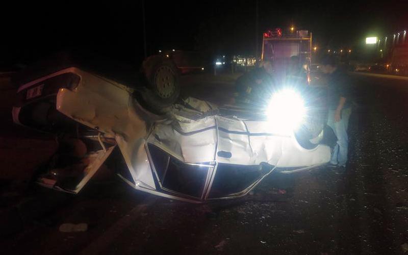 Pınarkent'te kaza: 3 yaralı