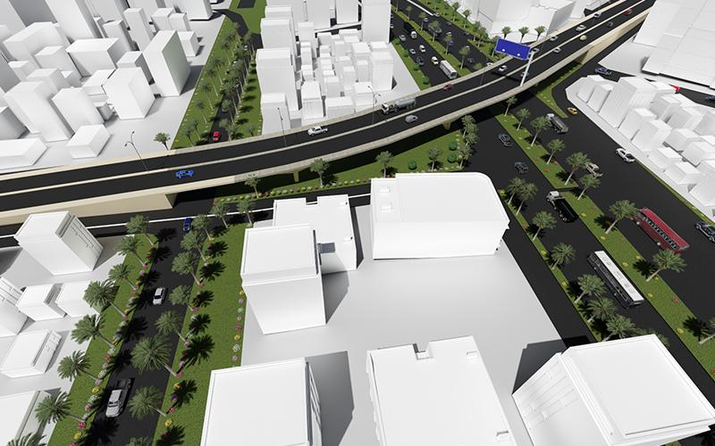 Sanayi bölgesi trafiği bu körüyle rahatlayacak