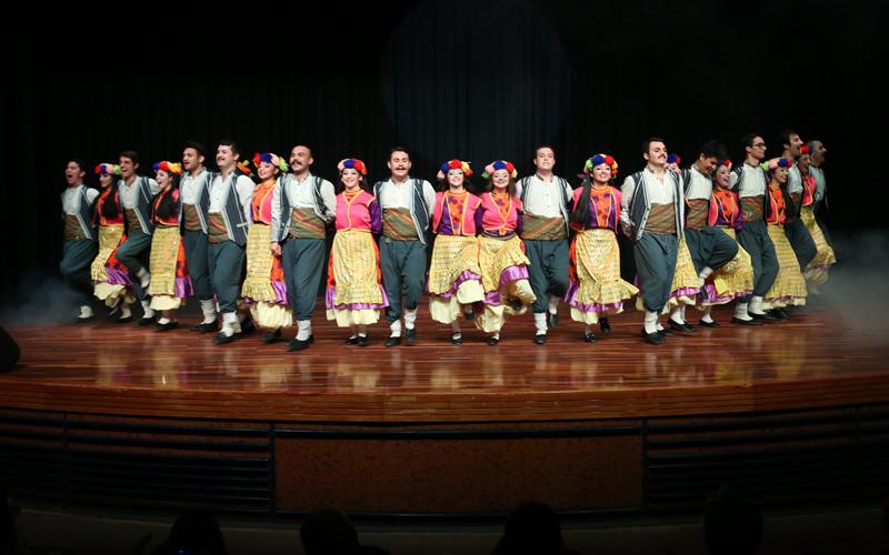 PAÜ'de bahar etkinlikleri Anadolu'da ile başladı