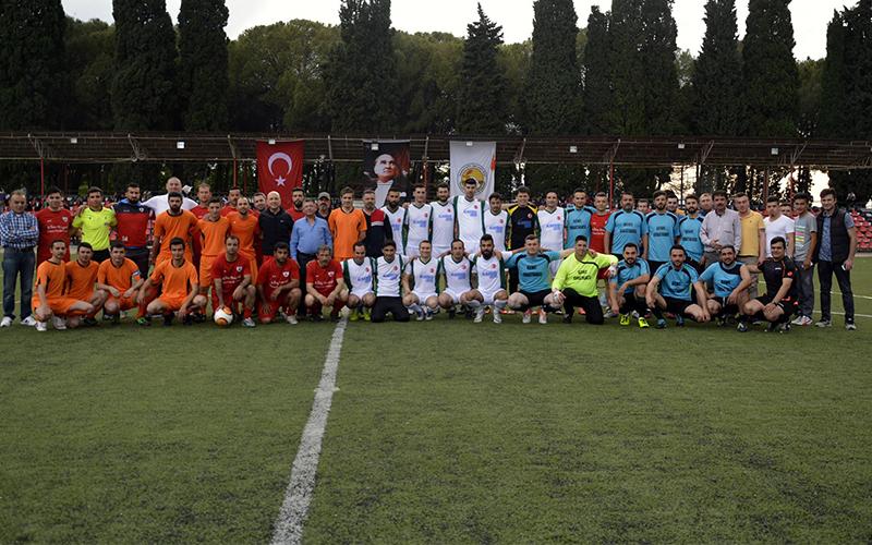 Sarayköy'de Milli Mücadele Turnuvası