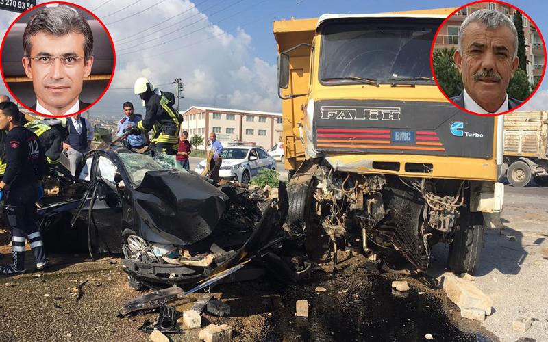 Başsavcı Alper'in hayatını kaybettiği kazada flaş gelişme