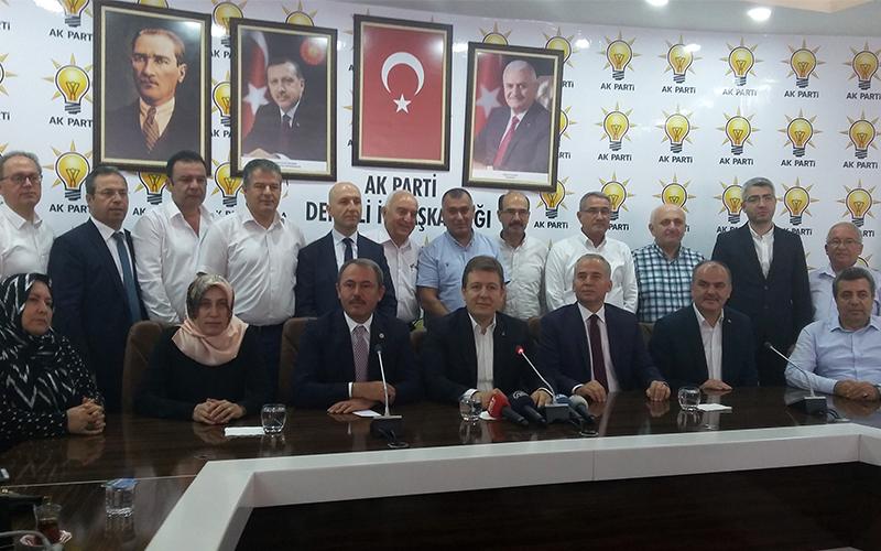 AK Parti'de 16. yıl heyecanı yaşanıyor