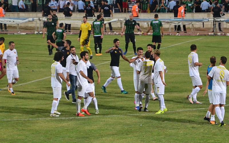 Denizlispor, İstanbulspor'a da yenildi: 0-1