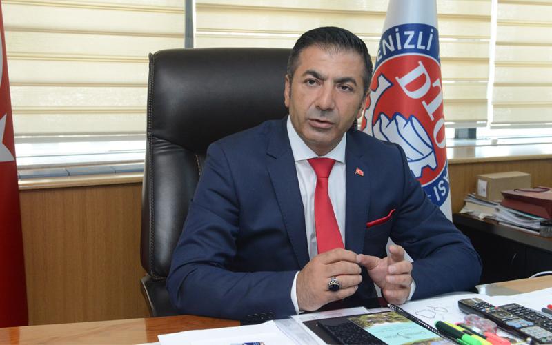 Denizli Ticaret Odası Başkanı Erdoğan'a 2 yeni görev