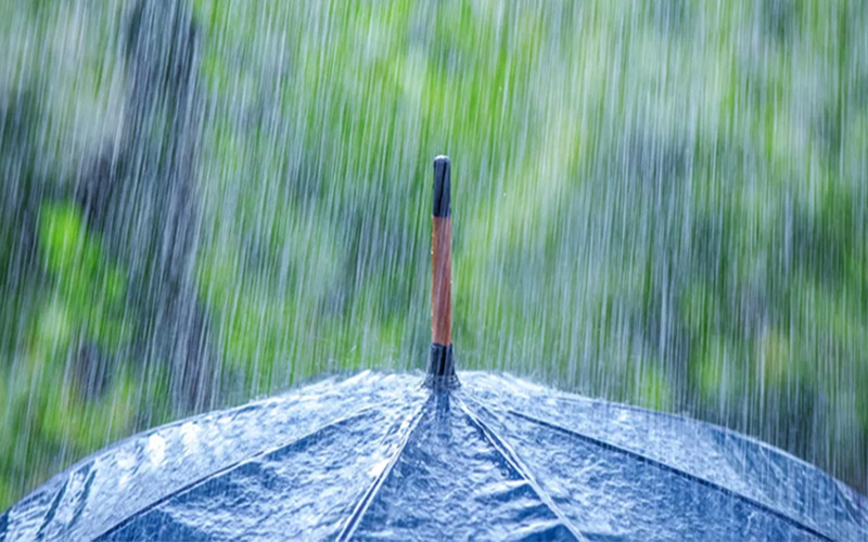 Denizli hafta sonu sağanak yağışlı