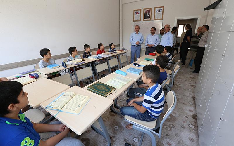 Pamukkale Belediyesi Kuran kurslarına destek sağlıyor