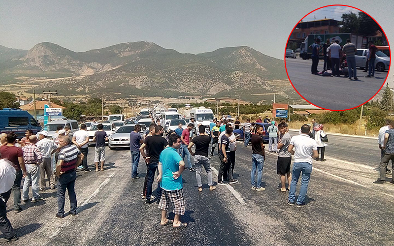 Denizli-Antalya karayolundaki kazada 1 kişi öldü