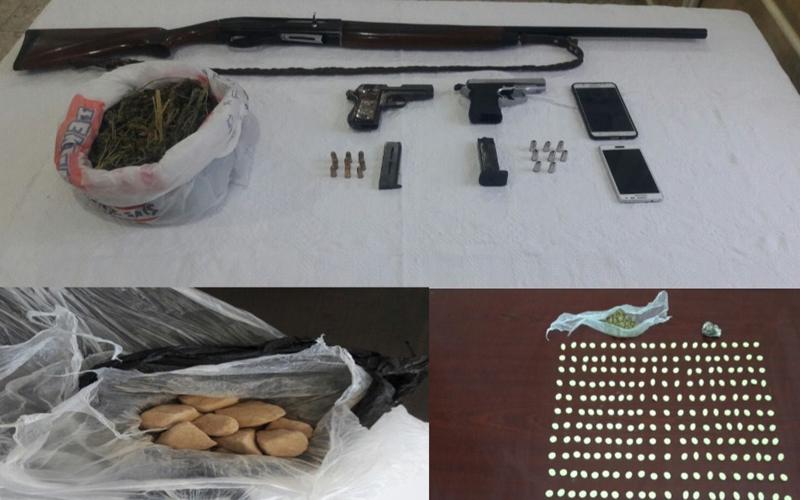 Denizli'de uyuşturucu operasyonlarında 11 kişi tutuklandı