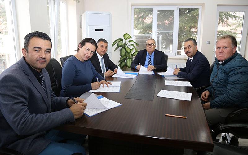 Çameli Belediyesi'nde toplu iş sözleşmesi imzalandı