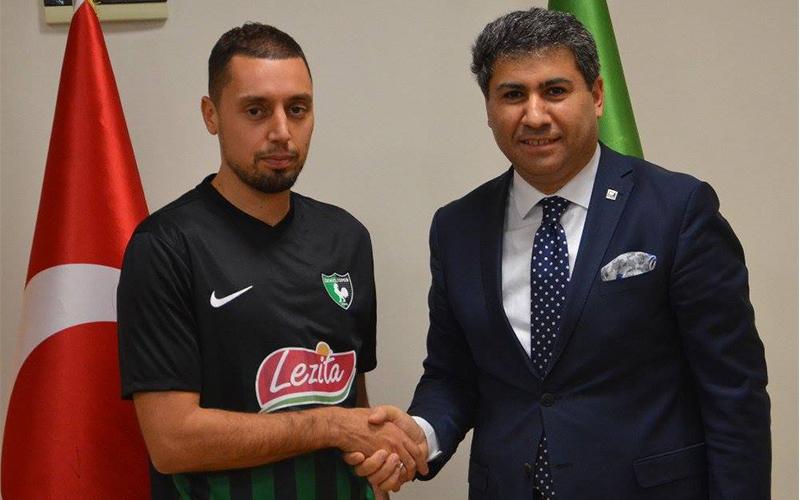 Denizlispor, Faslı Aissti'yi transfer etti