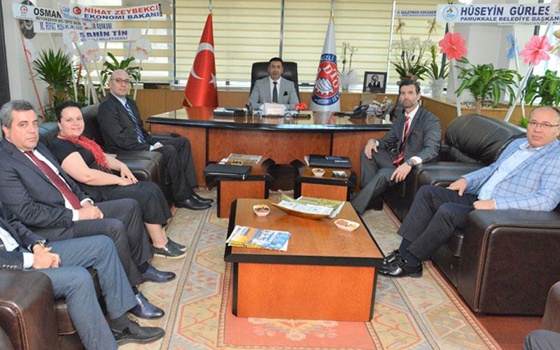 DTO Başkanı Erdoğan'dan ABD'li yatırımcılara çağrı
