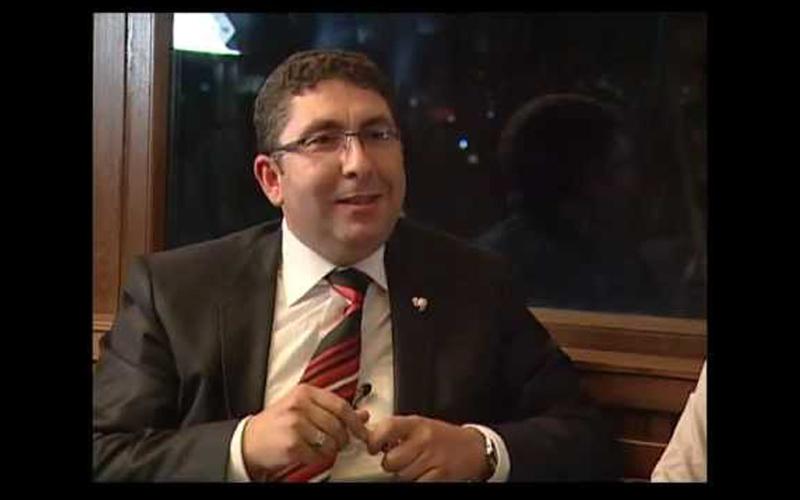 Denizlim Derneği Başkanı Oymak, AK Parti'den milletvekili aday adayı