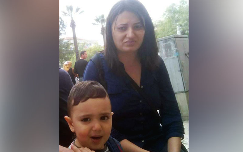 Kayıp anne-oğuldan sevindirici haber