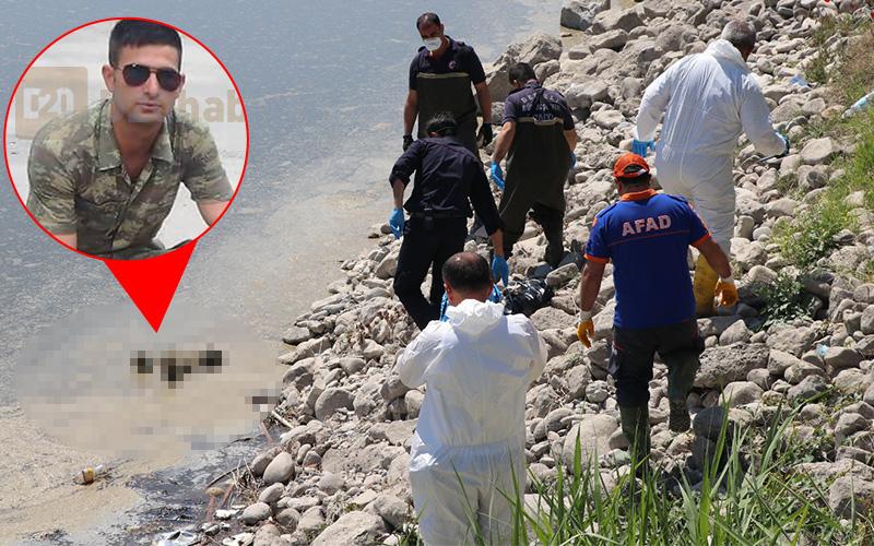 Barajda ölü bulunan kişinin kimliği belli oldu