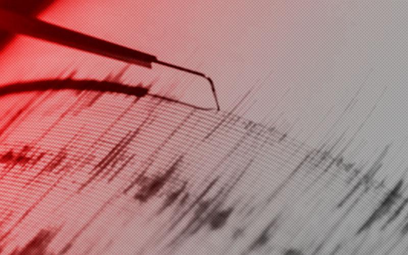 Denizli beşik gibi sallanıyor 5. deprem meydana geldi