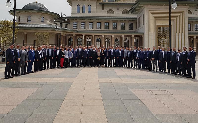 Erdoğan: Bu teşvikler ülkemizi uçurur