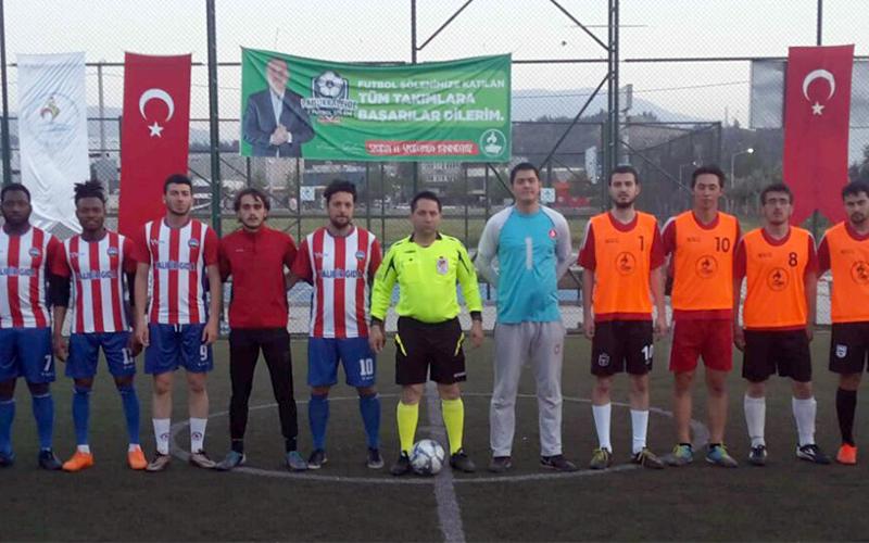Futbol Şöleni'nde ikinci tur maçları tamamlandı