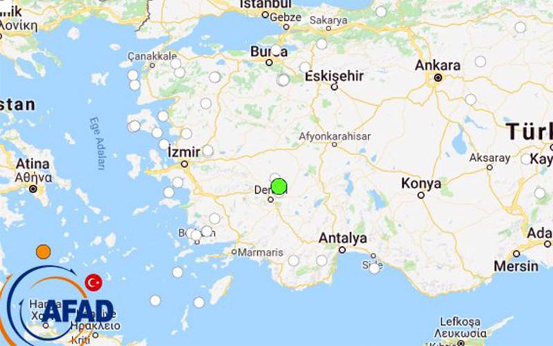 Honaz depremine 2 kurumdan 2 farklı açıklama
