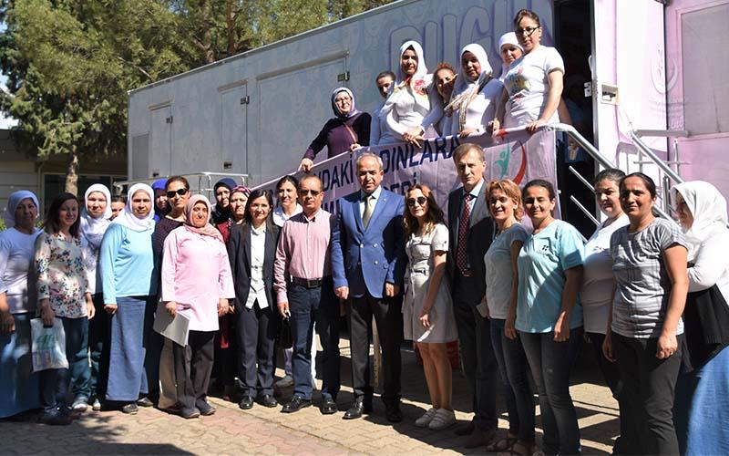 Denizli OSB'de ücretsiz kanser taraması