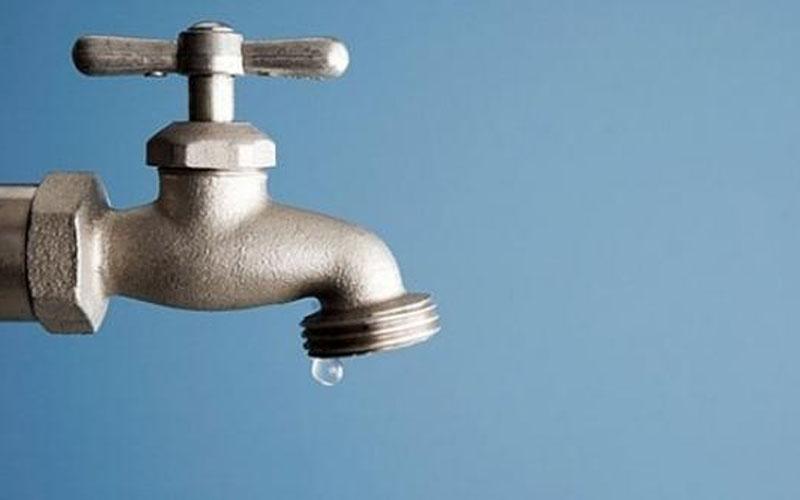 9 saatlik içme suyu kesintisi