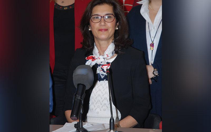 Dr. Meral Alten, Denizli Tabip Odası Başkanı