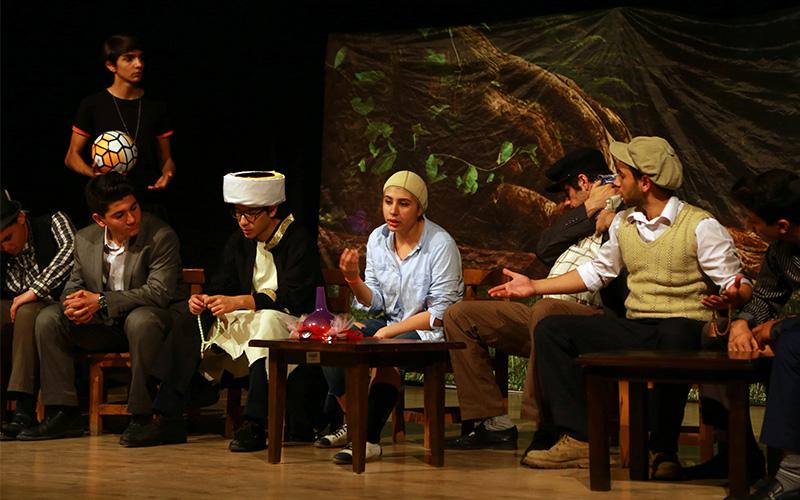 Liseler Arası 4. Tiyatro Şenliği başladı