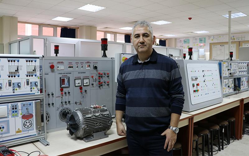 Yerli elektrik motorunun seri üretimi için yatırımcı arıyorlar