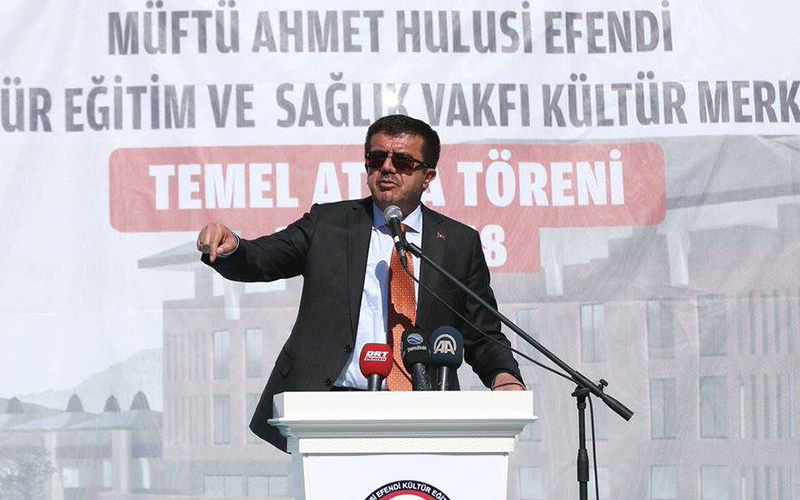 Zeybekci: Tek hedefleri Erdoğan