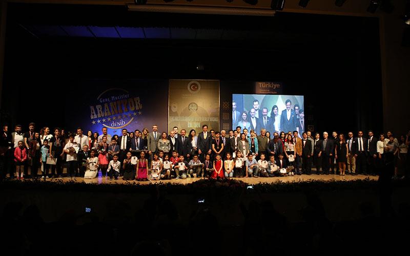 DENİB Genç Mucitler Yarışması'nda ödüller sahiplerini buldu