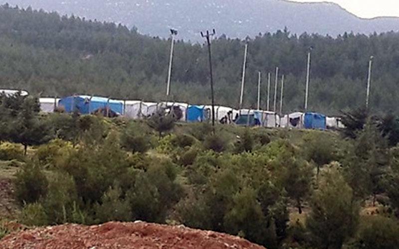 Adana'da olmaları gereken Suriyeliler, Akalan'da ortaya çıktı