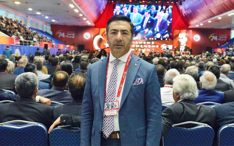 DTO Başkanı Erdoğan TOBB Genel İdare Kuruluna seçildi