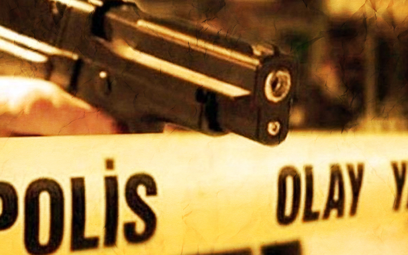 Denizli'de silahlı kavga: 1'i ağır 4 yaralı